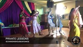 Bride + Family Perform at Sangeet  | Punjabi Wedding Performance | Bollywood Wedding Dance|