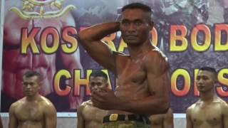 Kostrad Body Contest