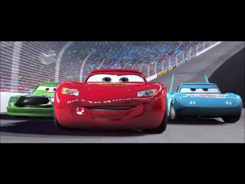 cars 2006 lightning mcqueens nightmare youtube