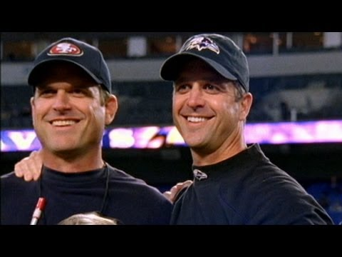Super Bowl 2013: Jim and John Harbaugh's Face-to-Face News ...