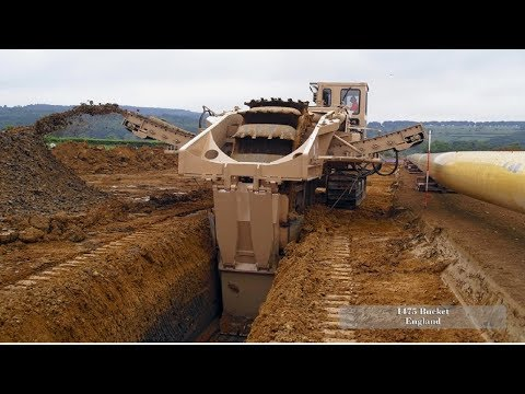 Extreme Heavy Excavator Working Fastest Skill, Mega Largest
