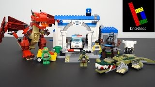 SETS FROM THE $10 LEGO YARD SALE MYSTERY BAG!