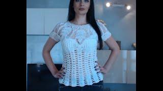 Maglietta Bianca Alluncinetto 2 Di 6