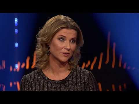 Prinsesse Märtha Louise hos Skavlan «Det hadde vært mye enklere hvis jeg var gutt» | SVT/NRK/Skavlan