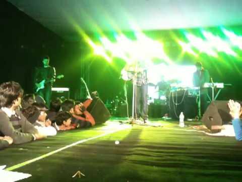 Goldspot Live In Concert, Manfest 2012 at IIM Lucknow