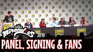 MIRACULOUS | 🐞 SAN DIEGO COMIC CON 2019 w/ Lindalee Part.1 🐞 | Tales of Ladybug and Cat Noir