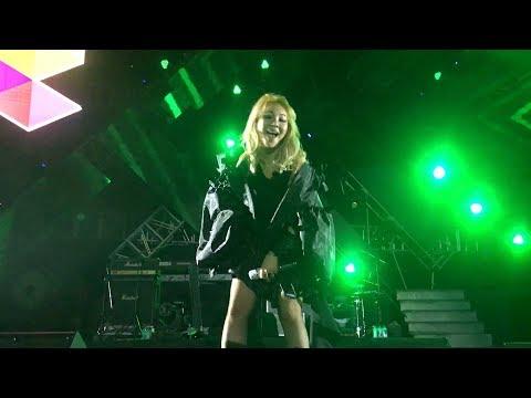 [091217] CL ( The Baddest Female ) Live in Cambodia.