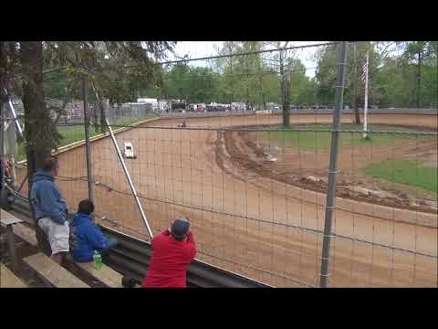 ERM Racing at Shellhammers Speedway 160/120 Quarter Midgets 5/11/2019