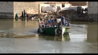 فيديو وصور| «عزبة سليم».. الحلم «تعليم» والوسيلة «مركب» والنتيجة «غرق»