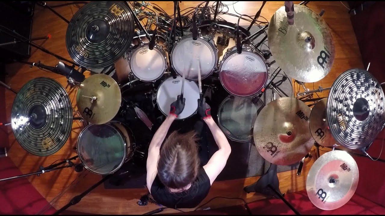 "Megadeth — ""The Conjuring"" (Dirk Verbeuren Drum Playthrough)"