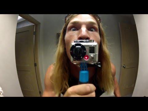 Film Steady - GoPro Rest Against The Face - GoPro Tip #21 | MicBergsma