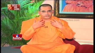 Vivekananda On Meditation | Swami Bodhamayanandha | Rise and Shine | EPI 226 | HMTV