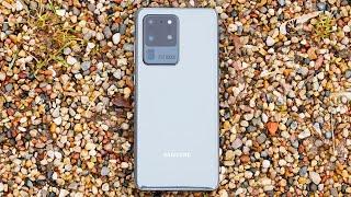 Samsung Galaxy S20 Ultra - Большой Обзор