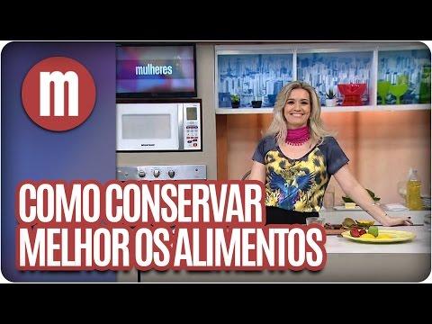 Mulheres - Como Salvar Os Alimentos (12/04/16)