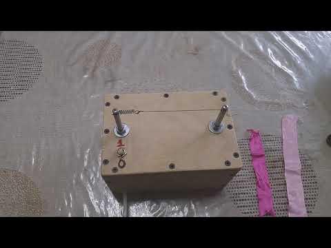 видео: Терморезак для лент