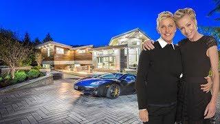 Ellen DeGeneres Lifestyle ★ 2019