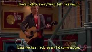 I Think About You - Austin&Ally (Ross Lynch) [Lyrics english- Sub español]
