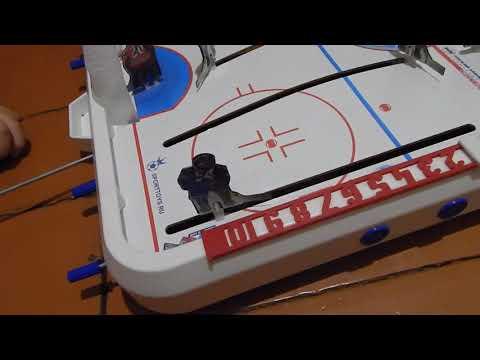 Настольная игра Хоккей. Омский завод электротоваров.