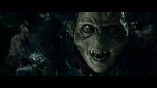 Братство Кольца встречается с Балрогом, Демоном Древнего Мира. HD