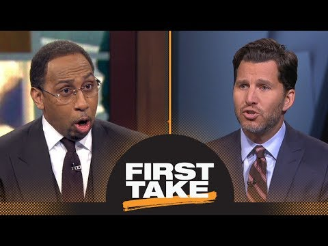 Stephen A., Will, Max discuss Trump's tweets about LeBron James | First Take | ESPN