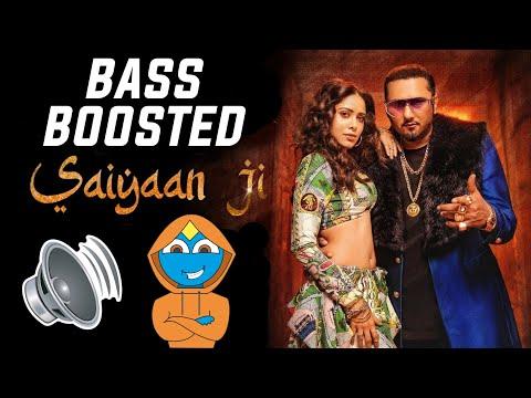saiyaan-ji---yo-yo-honey-singh-bass-boosted-ft.-nushrratt-bharuccha- -jadoo-from-mars