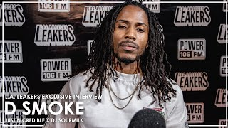 D Smoke On How He Learned Spanish, Advice From Cardi B & T.I. + New Album