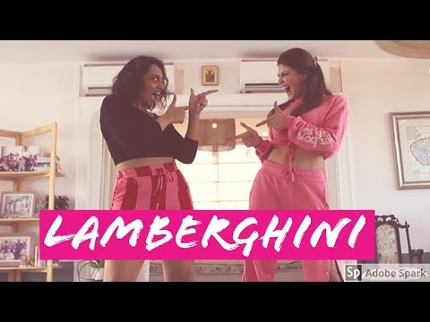 Lamberghini | Shazia Samji ft. Jacqueline Fernandez | Piyush Shazia