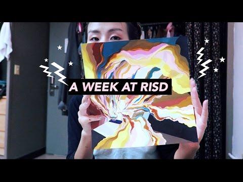 A WEEK PASSES // RISD