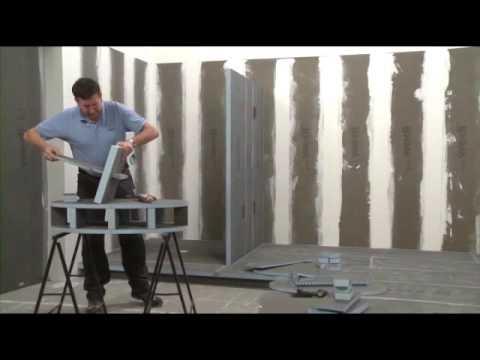 Comment réaliser votre meuble de salle de bains avec les panneaux ...