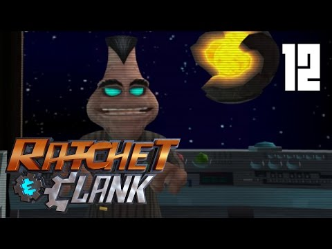 Ratchet & Clank (2002) #12 - Planet Orxon - Kogor Refinery [PS2 Walkthrough]