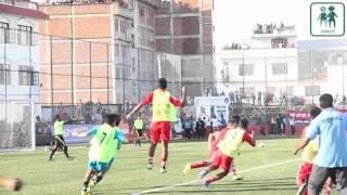 FINAL:Nepal vs India U-19 SAFF Championship 2015