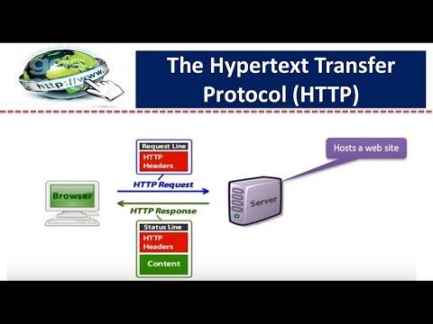 The Hypertext Transfer Protocol (HTTP)