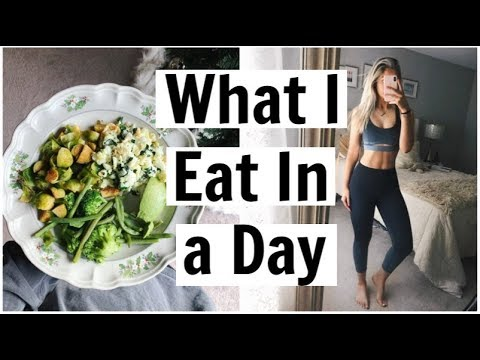 Download What I Eat in a Day | Staying FULL During a Calorie Deficit