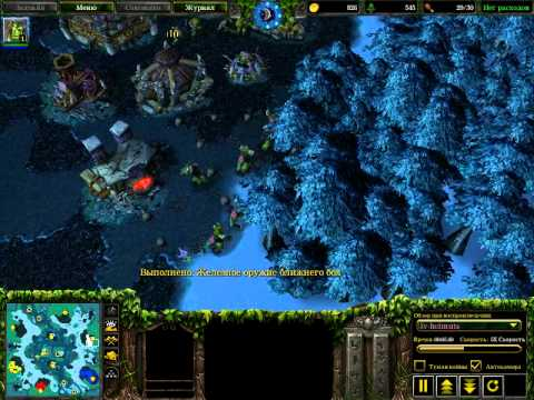 Warcraft III: The Frozen Throne LvHelmuts Reborn Win and Lose 3