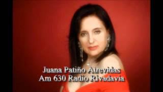 juana patiño Radio