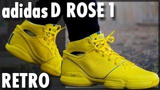 adidas D Rose 1 Retro