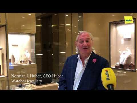 Norman J. Huber zu Radio Liechtenstein Schatzsuche