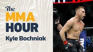 Kyle Bochniak Recounts Thrilling Battle With Zabit Magomedsharipov At UFC 223