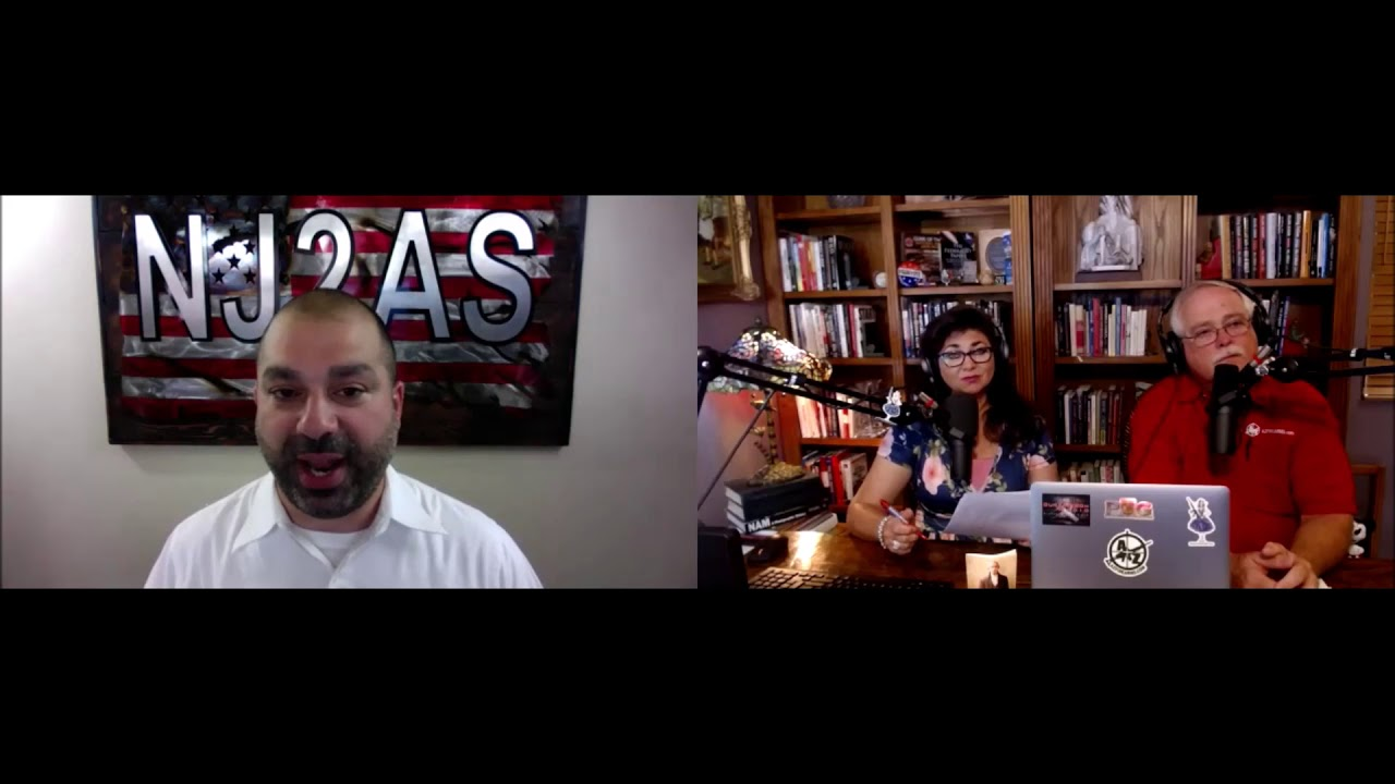 GunFreedomRadio EP219 The 2A Is Above the Governor's Pay Grade? with Alejandro Roubian