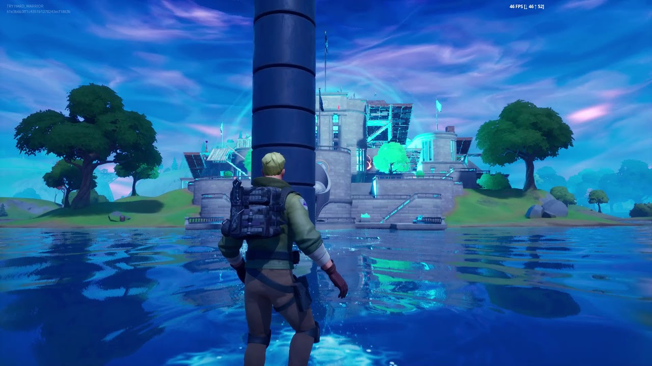 Fortnite has a live event its the doomsday event ( the device )