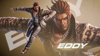 TEKKEN 7 - Eddy Gordo Character Reveal Trailer | PS4, XB1, PC