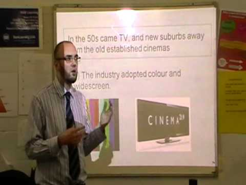 Mr Bruff: Film Studies Lecture: Hollywood: 1880-2010