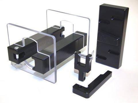 PlastiXrevolution  NO-M.A.RDeluxe AR15 Upper & Lower Vice Block Kit