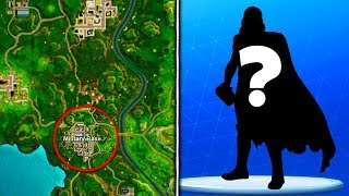 *SECRET* HERO SKIN LEAKED in Fortnite! (The Chief) - Fortnite Battle Royale Military UPDATE!