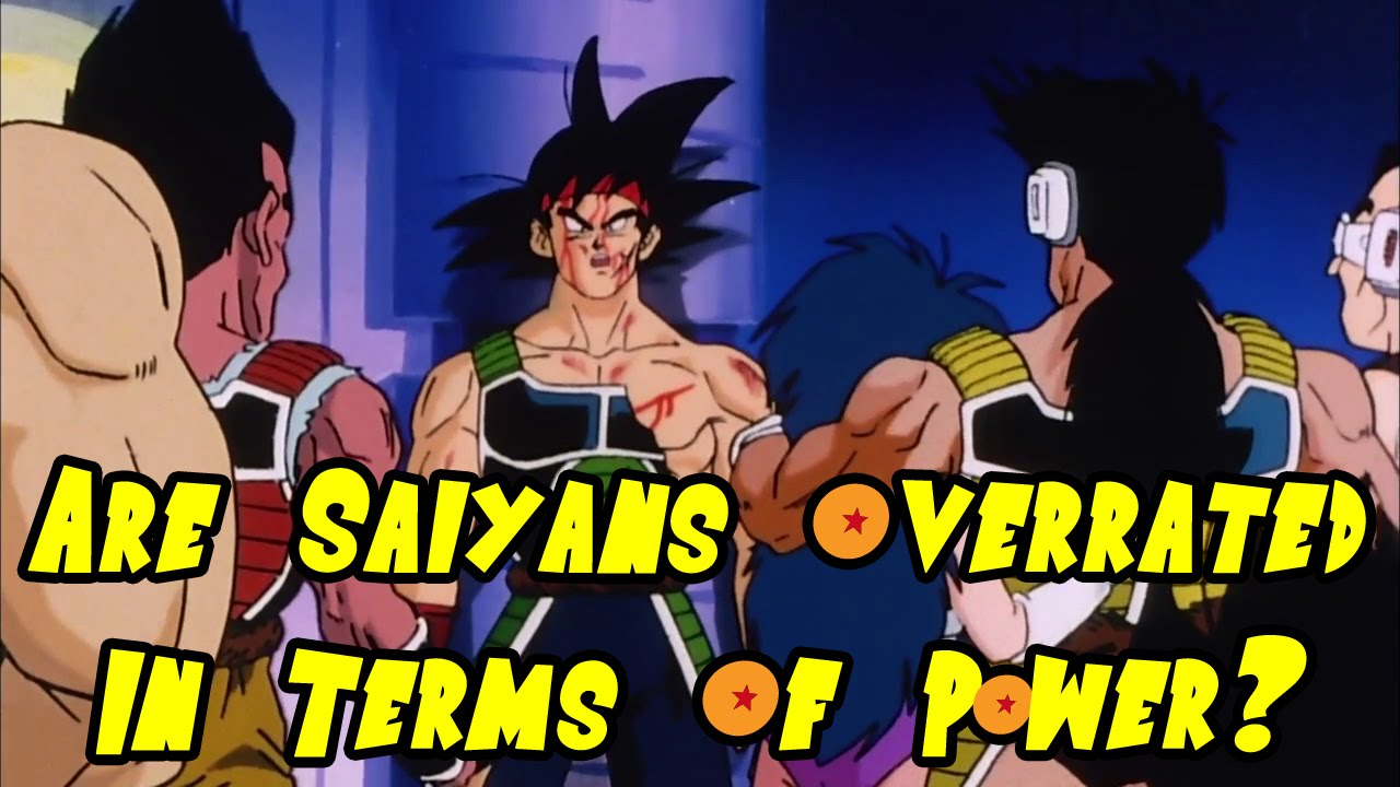 Download Are Saiyans The Strongest Race?: Dragon Ball Thought For Talk Episode 14