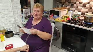 Торт с АМОНИЕМ в гостях