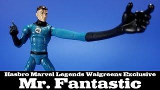 Marvel Legends Mr. Fantastic Walgreen Exclusive Fantastic Four Hasbro