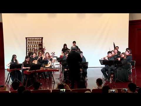 "Ming Dynasty Chinese music from the ""Weishi Yuepu"" 《魏氏乐谱》"
