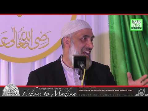 Islam is a Religion of Peace - Dr Musharraf Hussain Al Azhari [2016]