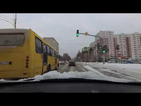 🔴 Екатеринбург день Поездка по Юго-западному, Декабристов, Сибирский тракт, Россель бан.
